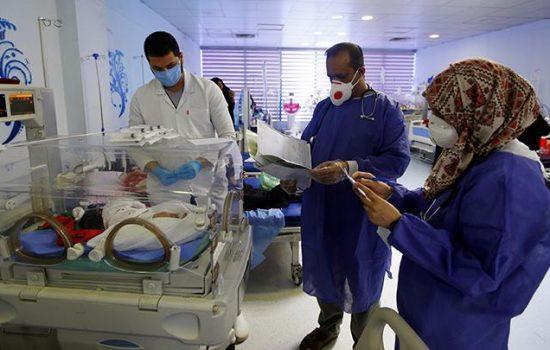 13 Dokter di Irak Meninggal Kena Covid-19