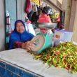 Harga Cabai di Pasar Tradisional Sekadau