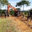 Satgas TMMD Aceh Barat Genjot Pembangunan Jalan Baru, Hampir Tahap Finishing