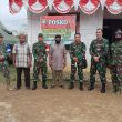 Tim Dispenad Turun ke Lokasi TMMD Kodim Aceh Barat untuk Peliputan