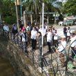 Walikota Singkawang, Kalbar Tinjau Taman Burung