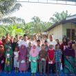 Bupati Labuhanbatu Akan Bangun Jalan Dusun Gunung Gajah