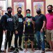 Miliki 15 Paket Sabu dan 35 Butir Ekstasi, Iwan Fales Ditangkap Polisi