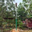 Manfaat PJU dirasakan Warga Desa Beringin Rayo, Berkat Program TMMD