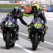 MotoGP: Marquez Absen, Saatnya Valentino Rossi dan Quartararo Beraksi?