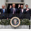 Dimediasi AS, Israel-UEA-Bahrain Tandatangani Perjanjian Perdamaian
