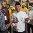 Kembali Maju di Pilkada, Andi Suhaimi-Faisal Amri Daftar ke KPU Labuhanbatu