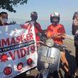 Tonton Pertandingan Sepakbola, Deputi BIN Cek Penerapan Prokes di Bali