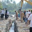 Semen Padang Lanjutkan Proyek Normalisasi Intake Baringin Untuk Kebutuhan Air Warga