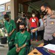 Dua Pelaku Pencurian Kekerasan Sadis Diamankan Polresta Padang