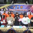 Ribuan Butir Pil Ekstasi dan 2 Kilogram Sabu Diamankan satuan Direktorat Narkoba Polda Sumbar