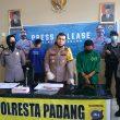 Dalam Sepekan,  Dua Kasus Pembunuhan Terungkap di Padang