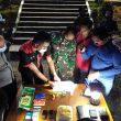 Pamtas Amankan Sabu 1,1 Kg di Bengkayang, Kalbar