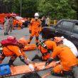 Sar Gelar Latihan Penanganan Kecelakaan Jalan Raya di Padang Panjang