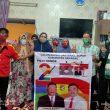 Pergi ke Tanjung Sudah Lancar Jalur Darat, Rupinus Disambut Warga Desa Tanjung