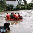 Jatuh, Bocah Usia 5 Tahun di Nanga Taman Tenggelam di Sungai