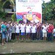 Warga Dusun Mulai, Iloh dan Kure Kecamatan Nanga Taman Dukung Rupinus-Aloysius