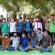 Aron Kampanye Dialogis di SP 2 Sopan Palangkan Desa Landau Kodah