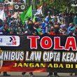 Dukung Penolakan UU Cipta Kerja, Aliansi Akademisi Lakukan Aksi Mogok