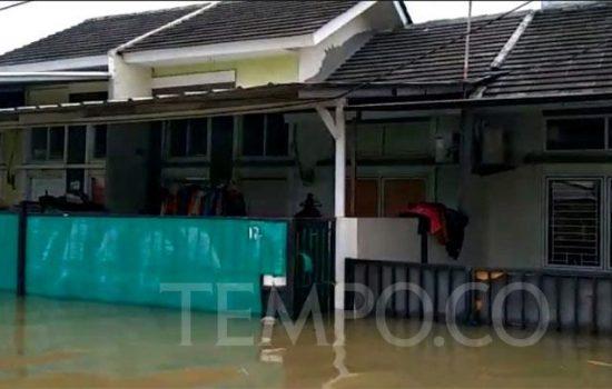 Tangerang Siaga Banjir: Kerahkan 709 Personel dan Siapkan 273 Pompa Air