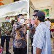 Pjs Bupati Labuhanbatu Sidak Protokol Kesehatan Pedagang Pasar Gelugur