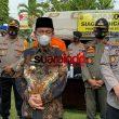 Bupati Lampung Utara Pimpin Apel Kesiapsiagaan Penanggulangan Bencana