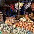 Pedagang Pasar Sentral Kotabumi Keluhkan Sepi Pembeli