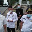 Pjs Bupati Way Kanan Tinjau Lokasi Pengembangan Kawasan Kota