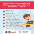 [INFOGRAFIS] 6 Hal Menjaga Anak Aman Berinternet  saat Pandemi Covid-19