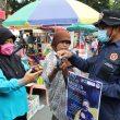 Karang Taruna Sumbar Sosialisasikan Prokes Ke Masyarakat