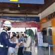 Tidak Wajib Rapid Test Antigen, Penumpang Kereta Api di Padang Melonjak
