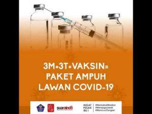 [MOTIONGRAFIS] Peket Ampuh Lawan Covid-19
