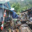 Puluhan Rumah Warga dan Penginapan Rusak Diterjang Gelombang di Pulau Lemukutan, Kalbar