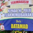 Pasca Pembubaran FPI, Polda Kalteng Dapat Dukungan Dari Berbagai Elemen Masyarakat