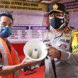 Dukung Program PPKM Skala Mikro Kapolda Kalteng Launching Posko Covid-19