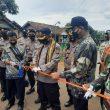 Polres Lampura Kembali Resmikan Kampung Tangguh