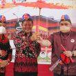 Momen Cap Go Meh, MABT Sanggau Terima Rumah Adat Tionghoa dari Pemda