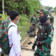 Habib Maulana Syah Termotivasi Ingin Menjadi Prajurit TNI-AD
