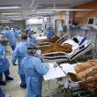 COVID di Brazil: Ruang ICU Nyaris Penuh, Vaksinasi Lamban