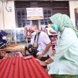 Riana Sari Arinal Berikan Pelatihan Pada Pengrajin UKM di Lampung