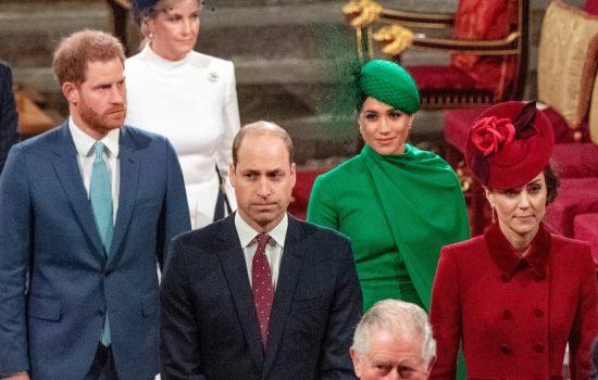 Pemakaman Pangeran Philip Buka Kesempatan William dan Harry Berdamai