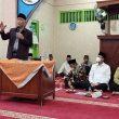 Kunjungan Safari Ramadan Masjid Raya Taluk, Mahyeldi Berharap Masyarakat Juga Berpartisipasi Dalam Pembangunan