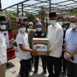 Gubernur Sumbar Mahyeldi Lepas Kapal Ramadan Mentawai Antarkan Bantuan 10 Ton Pangan dan Logistik