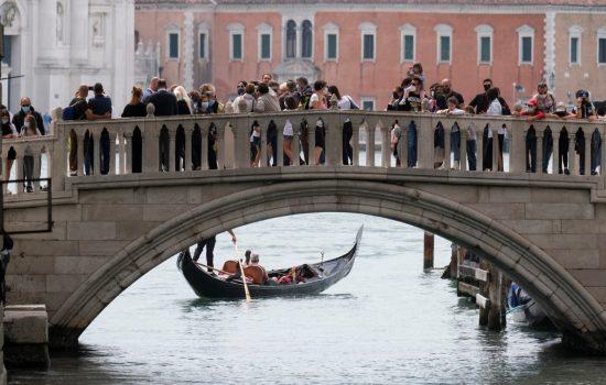 Turis Mulai Berdatangan, Venesia Hapus Kebijakan Karantina