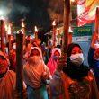 Muslim di Seluruh Dunia Rayakan Idulfitri