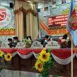 DPRD Lampura Gelar Rapat Paripurna Bahas LKPJ Bupati 2020