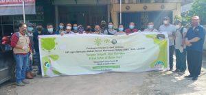 Gandeng IWO Landak HPI Agro Bagikan 12.500 Masker dan Handsinitizer