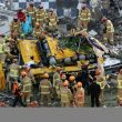 Gedung di Korea Selatan Runtuh Saat Pembongkaran, 9 Tewas