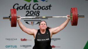 Hubbard, Atlet Transgender Pertama yang akan Berlaga di Olimpiade
