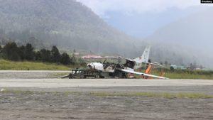 Pesawat Rusak Dibakar, 3 Warga Sipil Tewas Ditembak KST di Ilaga Papua